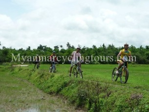 Yangon Cycling To Villages – 3 Days