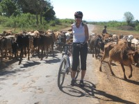 Myanmar Cycling To The New Frontier