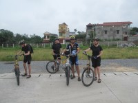 Cycle from Hanoi To Mai Chau Villages – 2 days