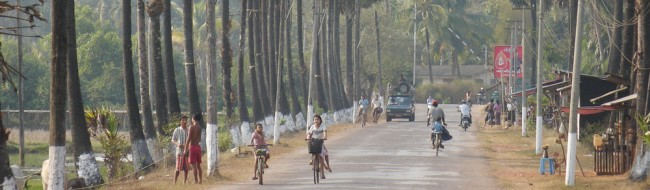Sense of Shan Hill Biking and Trekking – 7 days