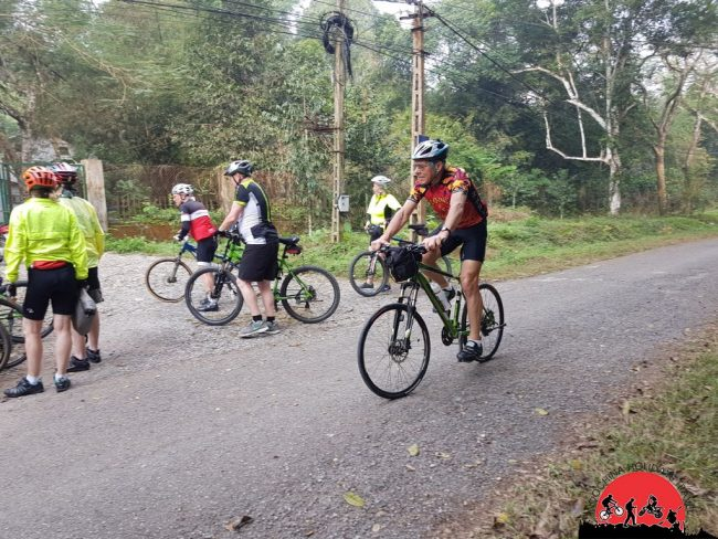 Yangon Cycle Tour  – Half Day