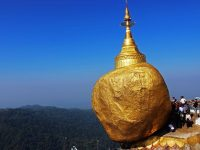 Yangon Cycling and Trekking To Golden Rock – 3 Days