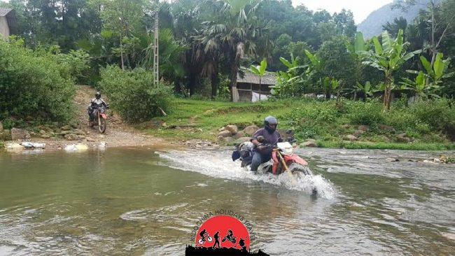 Offroad Myanmar Motorcycle Tours